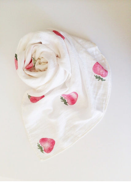 Berry Juicy Swaddle