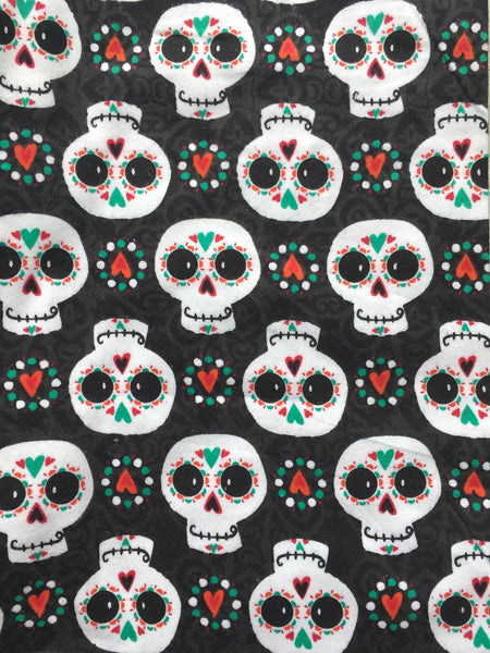 Sugar Skull Swaddle