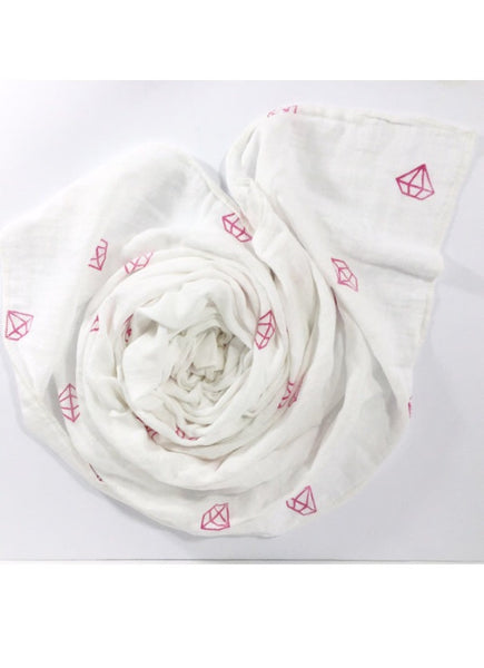 Diamond Sparkle Swaddle