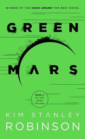 Green Mars (Mars Trilogy Book 2)