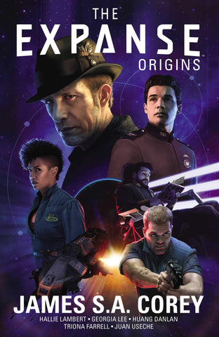 The Expanse: Origins (Graphic Novel)