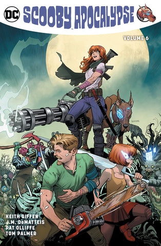 Scooby Apocalypse Vol. 6