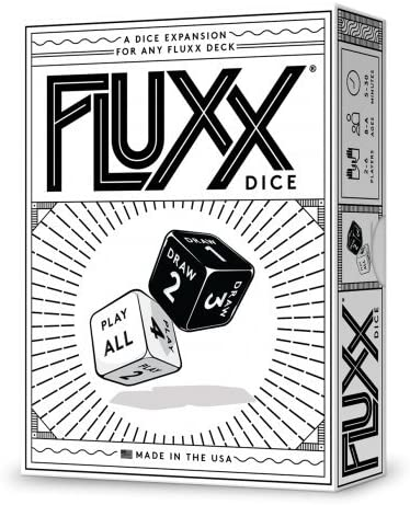 Fluxx: Dice Expansion