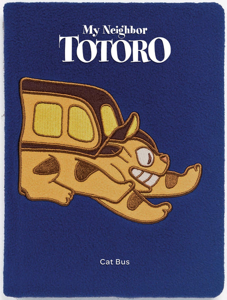 My Neighbor Totoro: Cat Bus Plush Journal