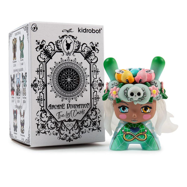 Arcane Divination Dunny Series 2: The Lost Cards Blind Box