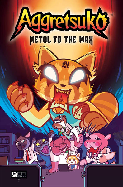 Aggretsuko: Metal to the Max