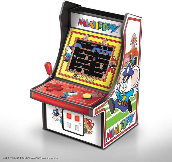 Micro Player: Mappy