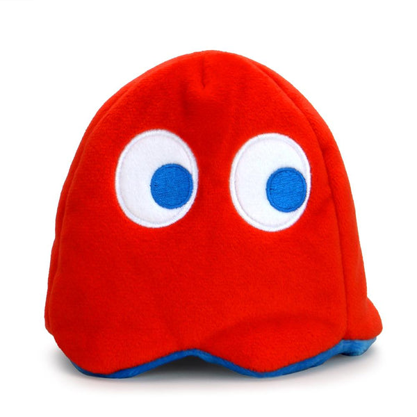 Pac-Man Blinky (Red) Reversible Plush