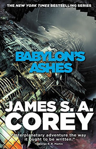 Babylon's Ashes (The Expanse Book 6)