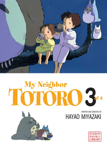 My Neighbor Totoro Volume 3
