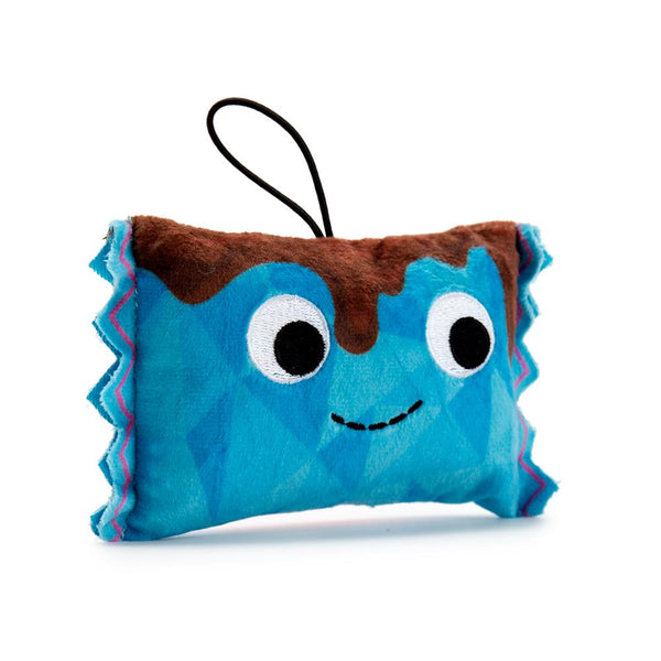 Yummy World Delicious Treats Small Plush: Mike Mini Chocolate Bar