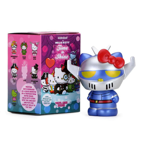 Sanrio Hello Kitty Time to Shine Vinyl Mini Series