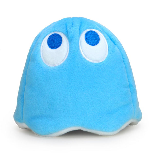 Pac-Man Inky (Blue) Reversible Plush