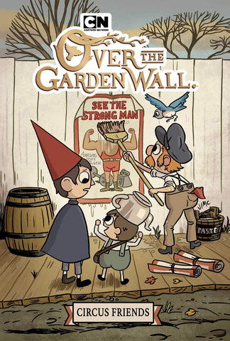 Over the Garden Wall Original Graphic Novel: Circus Friends
