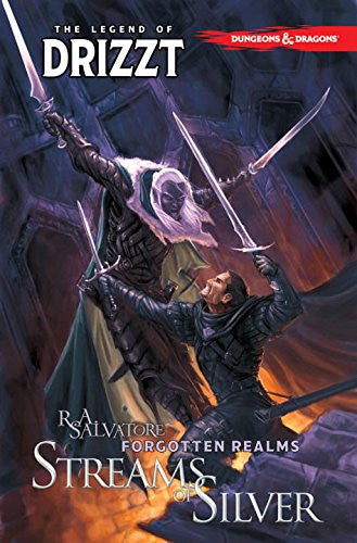 Dungeons & Dragons: The Legend of Drizzt Volume 5 - Streams of Silver