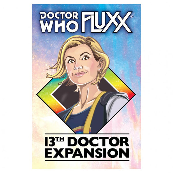Fluxx: Doctor Who The 13th Doctor Expansion