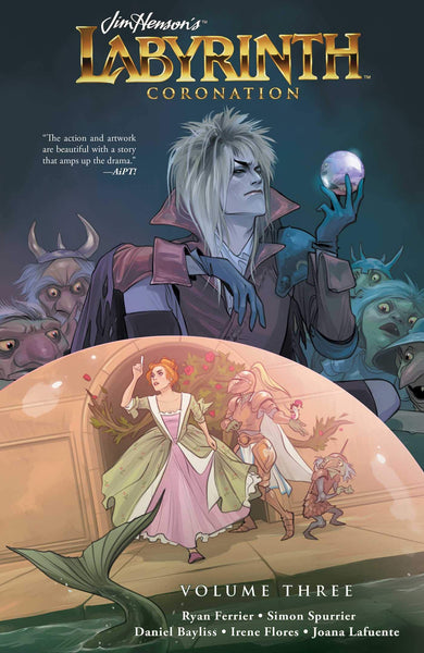 Jim Henson's Labyrinth: Coronation Vol. 3