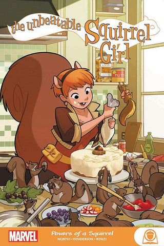 The Unbeatable Squirrel Girl: Powers of a Squirrel
