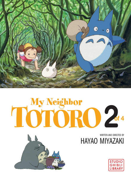 My Neighbor Totoro Volume 2