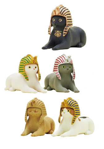 Cat Pharaoh Figure Blind Box