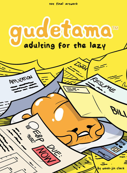 Gudetama: Adulting for the Lazy