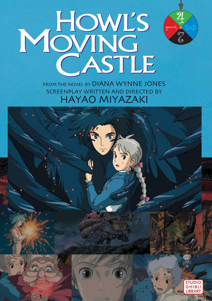Howl's Moving Castle Film Comic: Vol. 4