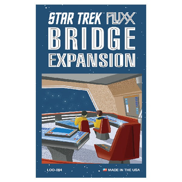 Fluxx: Star Trek Bridge Expansion