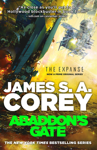 Abaddon's Gate: The Expanse Book 3