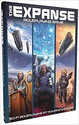 Expanse Roleplaying Game