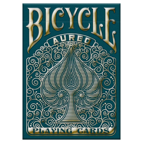 Bicycle Playing Cards: Aureo