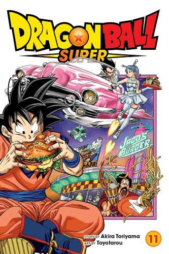 Dragon Ball Super: Vol. 11