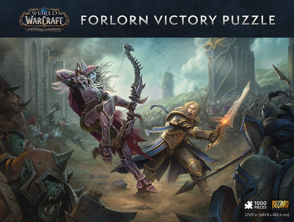 World of Warcraft: Forlorn Victory Puzzle