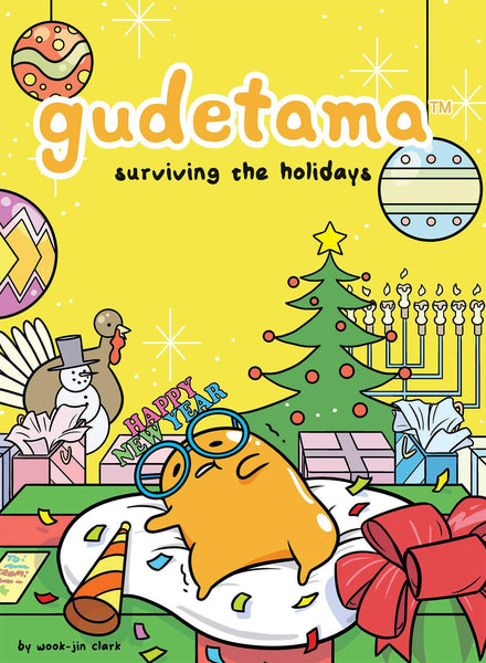 Gudetama: Surviving the Holidays Volume 3