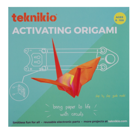 Teknikio Activating Origami Set
