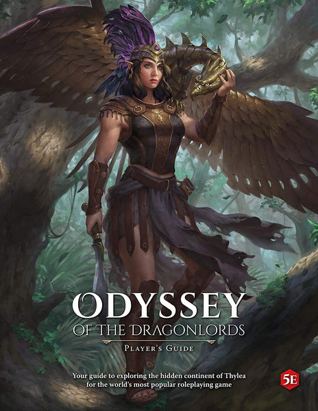 Odyssey of The Dragonlords Players Guide
