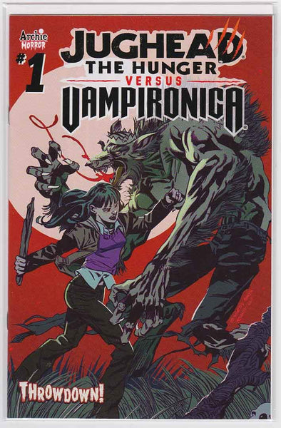 Jughead The Hunger Versus Vampironica