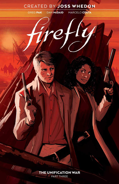 Firefly: The Unification War Vol 3