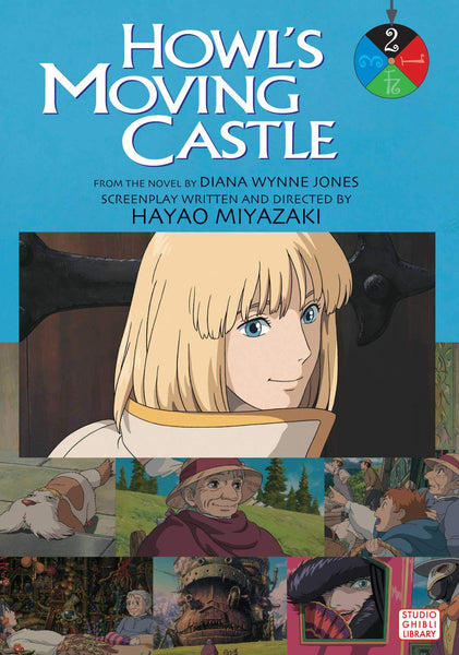 Howl's Moving Castle Film Comic: Vol. 2