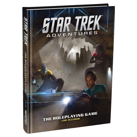 Star Trek Adv.: Core Rulebook