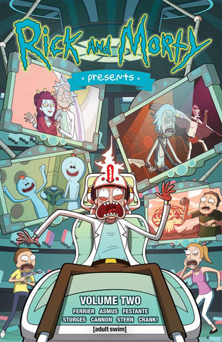 Rick and Morty Presents Vol. 2