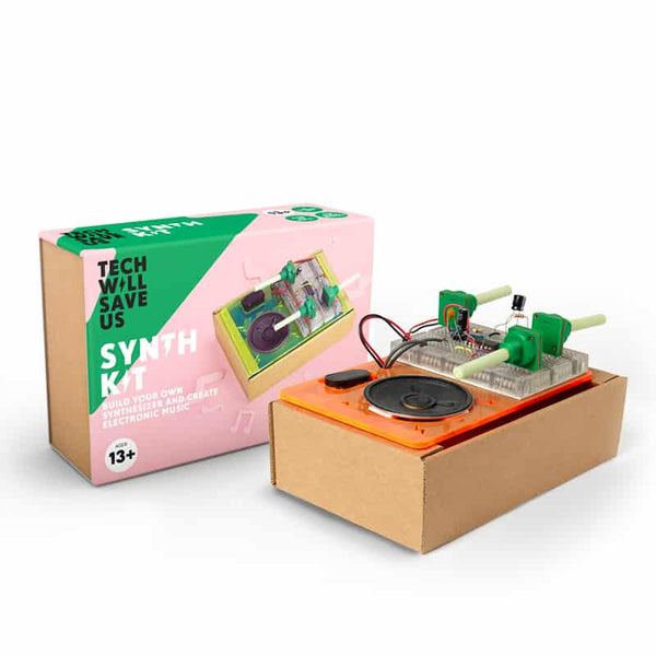 Tech Will Save Us - DIY Synth Kit