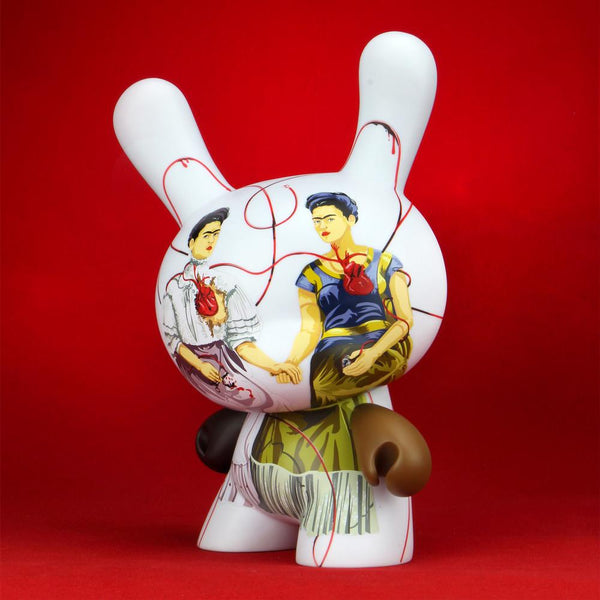 "8"" Frida Kahlo Masterpiece Dunny: The Two Fridas"