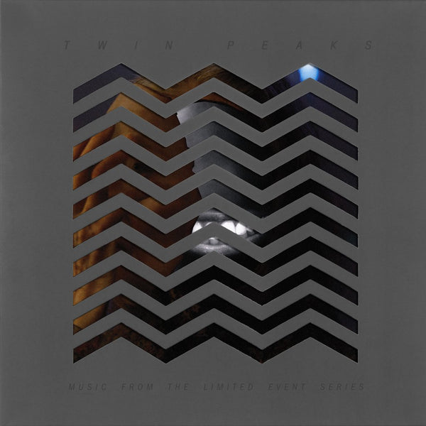 Twin Peaks: Music From The Limited Event Series 2XLP