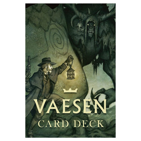 Vaesen Nordic Horror: Card Deck