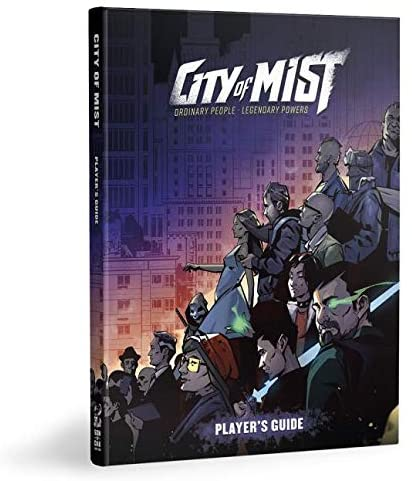 City of Mist RPG - Player's Guide