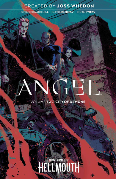 Angel Vol. 2: City of Demons