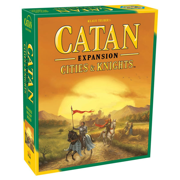 Catan: Cities & Knights Expansion