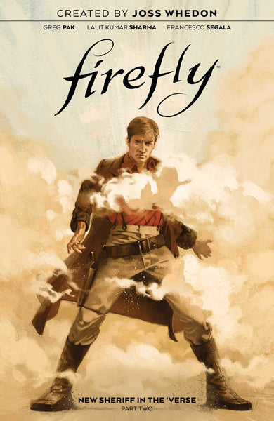 Firefly: New Sheriff in the 'Verse Volume Two