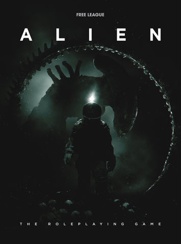 Alien RPG: Core Rule Book