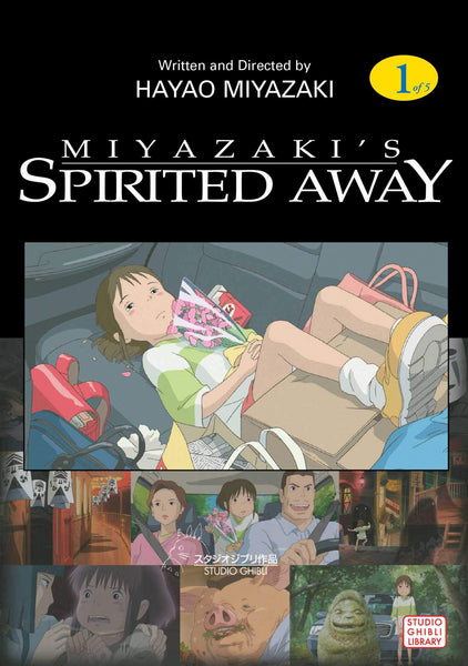 Spirited Away: Vol. 1